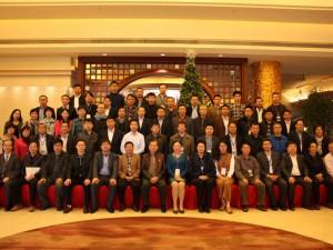 2015年12月9日中国涂料工业协会军工涂料涂装专业委员会在福建泉州召开。