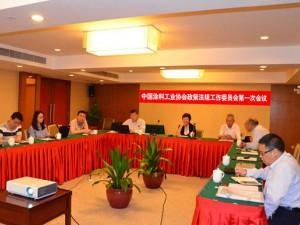 中国涂料工业协会政策法规工作委员会宣布成立----中国涂料工业协会政策法规工作委员会第一次会议在广州召开