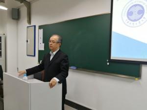 中国涂料工业大学第四期培训班系列报道之一