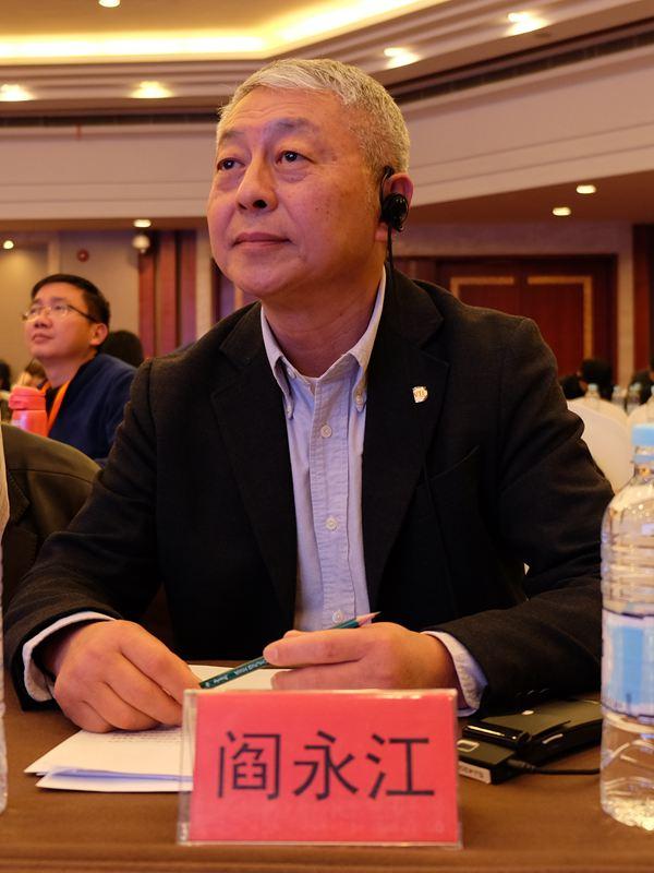 中国涂料工业协会秘书长阎永江